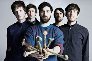 "Foals Covered Mark Ronson's ""Daffodils"""