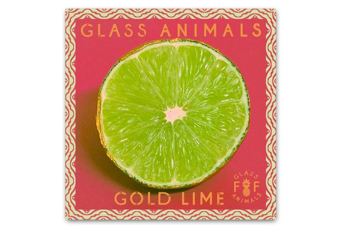 Glass Animals - Gold Lime