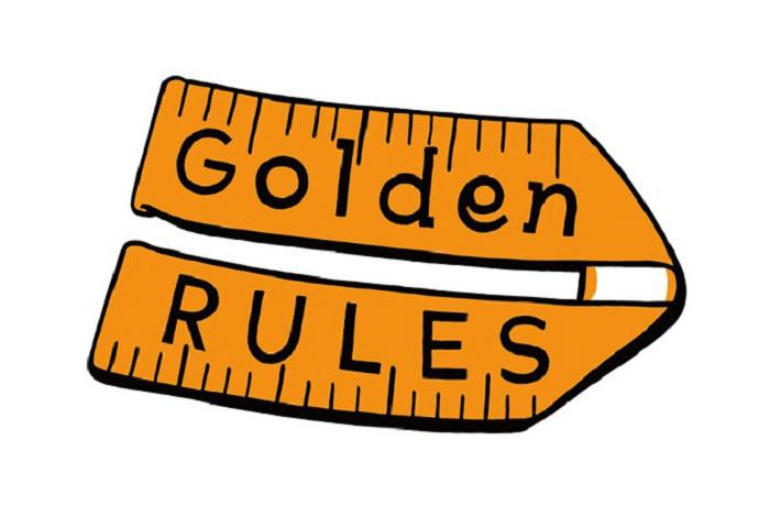 Golden Rules - Golden Ticket (Album Stream)