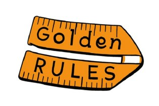 Golden Rules - Golden Ticket (Album Stream)