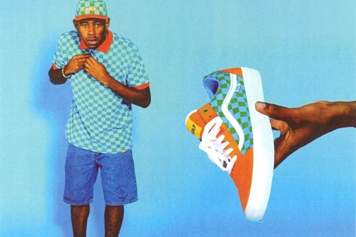 Here's a First Look at Tyler, The Creator's New Vans Collaboration