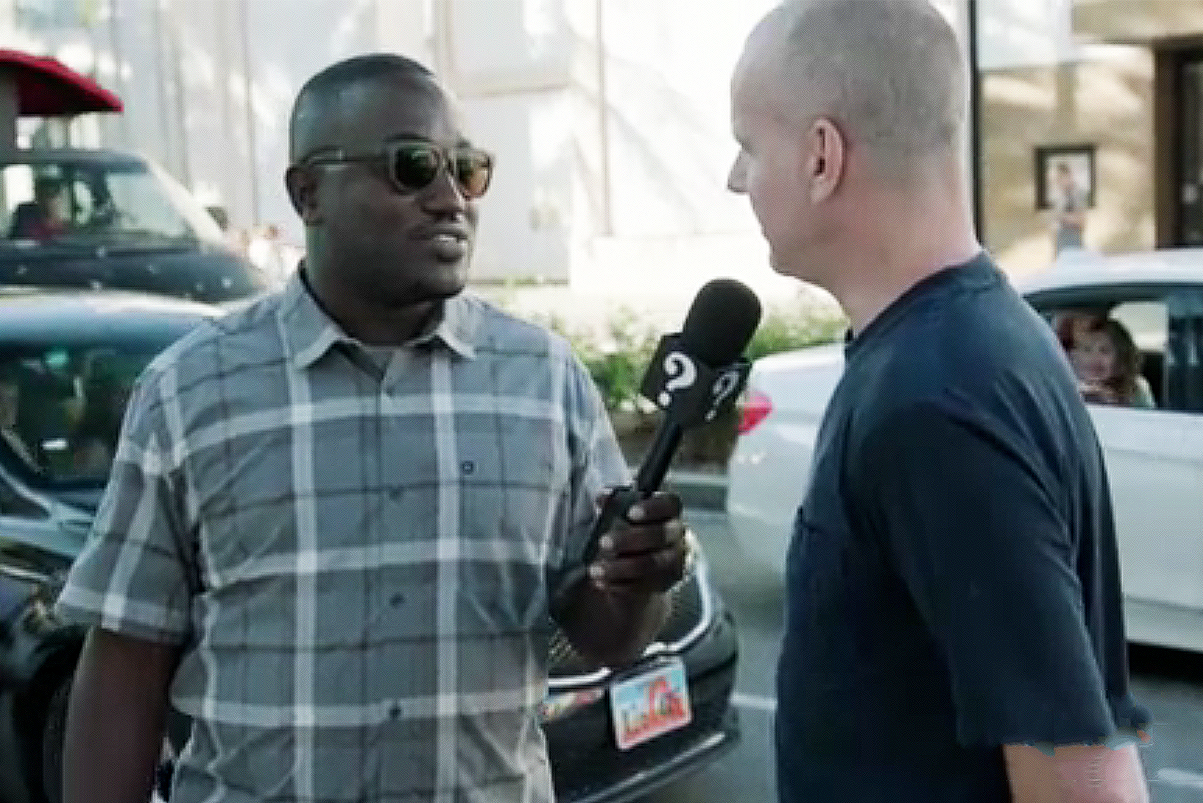 Hannibal Buress Inquires Beverly Hills Residents on Drake-Meek Mill Beef