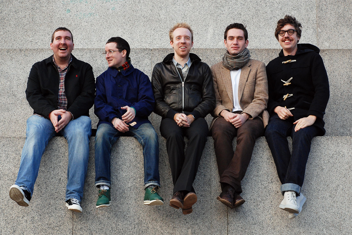 hot chip covers lcd soundsystems all my friends