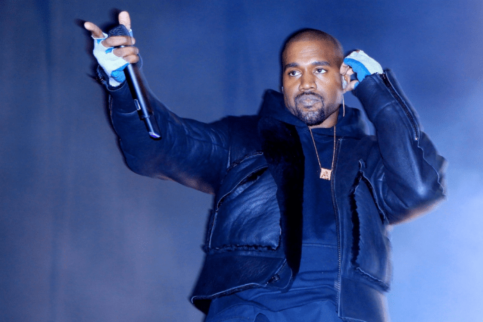 Kanye West Performs at OVO Fest