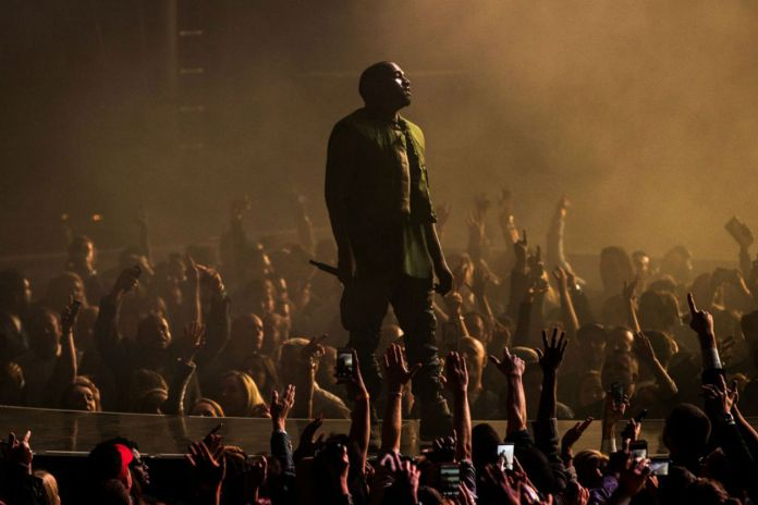 "Kanye West Played 'SWISH' ""On Repeat"" While in Toronto"