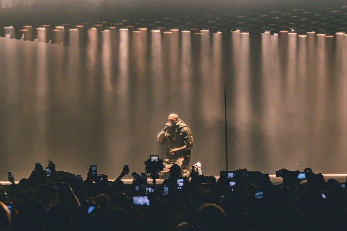 Kanye West Will Replace Frank Ocean as FYF Fest Headliner