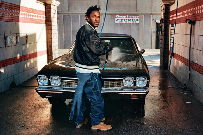 Kendrick Lamar Set as First Musical Guest on 'The Late Show with Stephen Colbert'