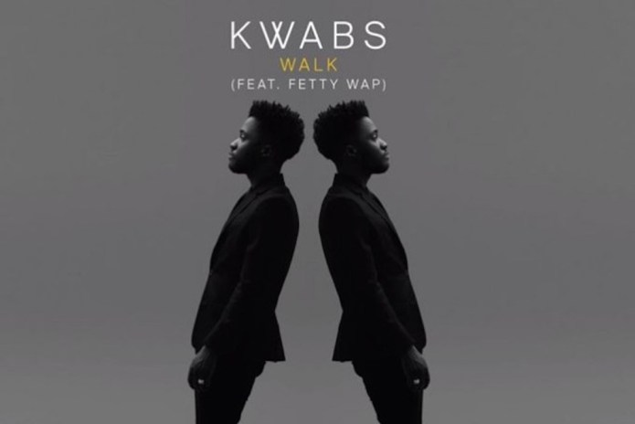 Kwabs featuring Fetty Wap - Walk (Remix)