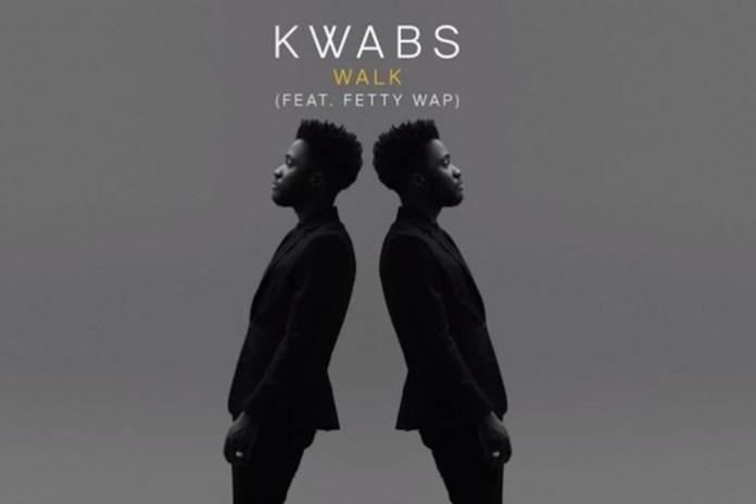 Kwabs featuring Fetty Wap - Walk (Remix)