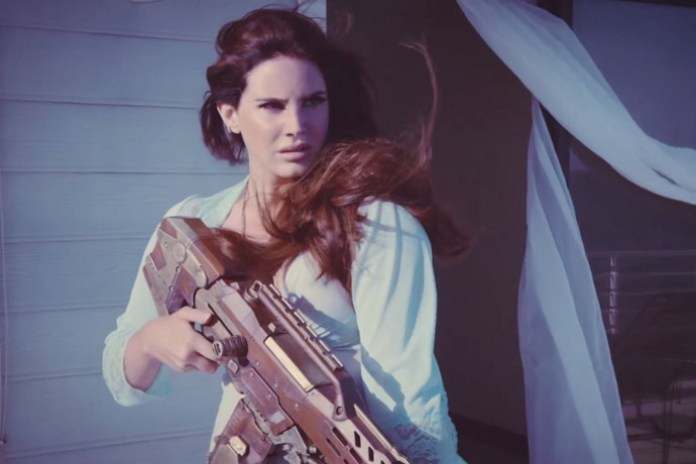 """Lana Del Rey Unveils Video for """"High By The Beach"""""""