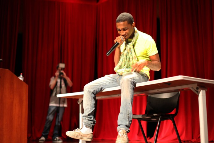Lil B Explains Why He's Voting for Bernie Sanders and Not Hillary Clinton