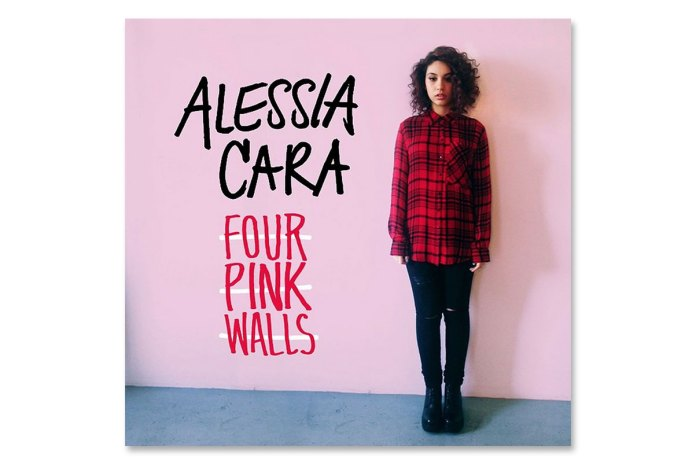 Listen to Alessia Cara's Debut EP 'Four Pink Walls'