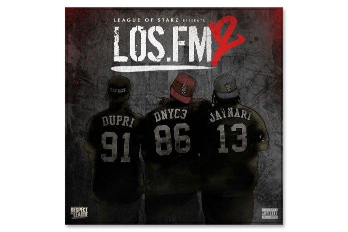Listen to League Of Starz' New Mixtape 'LOS.FM 2'