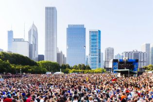 Lollapalooza Evacuated Due to Inclement Weather