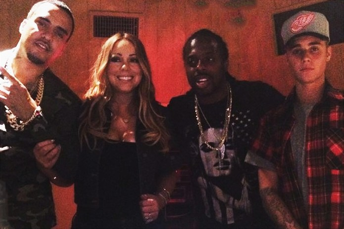 Mariah Carey featuring French Montana, Justin Bieber & T.I. – Why You Mad