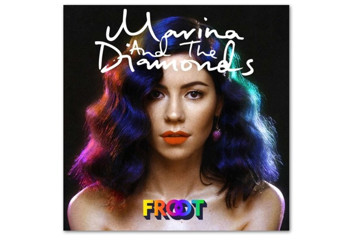 PREMIERE: Marina and The Diamonds - Froot (Modern Machines Remix)