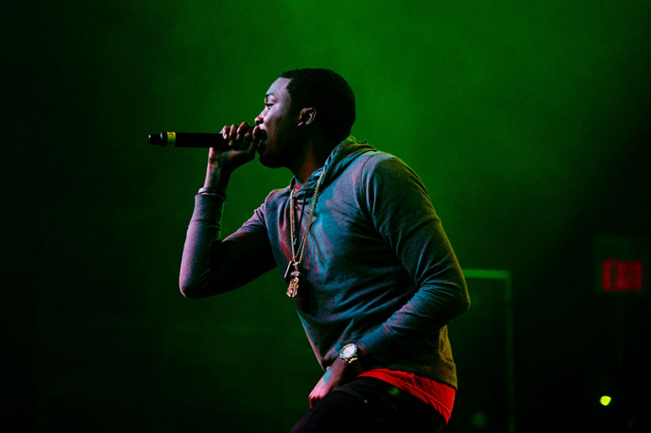 Meek Mill Performed Another Drake Diss in New Jersey