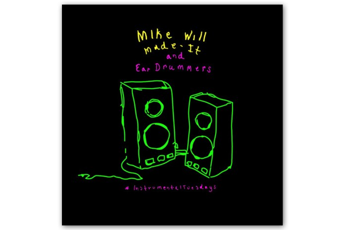 Mike WiLL Made-It - Drinks On Us (#InstrumentalTuesdays Part 12)