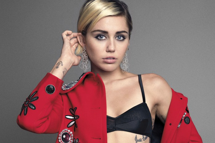 "Miley Cyrus Disagrees With the Themes in Taylor Swift's ""Bad Blood"" Video"