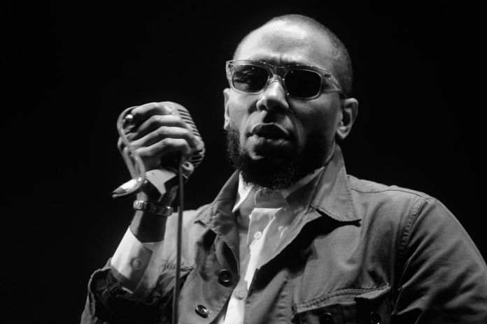 Yasiin Bey (Mos Def) Performs Stand-Up Comedy in Montreal