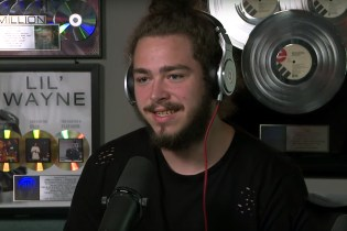Post Malone Hints That He's Working with Kanye West on 'Ebro In The Morning'