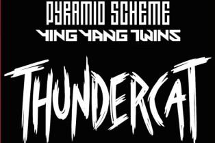 Pyramid Scheme & Ying Yang Twins - Thundercat