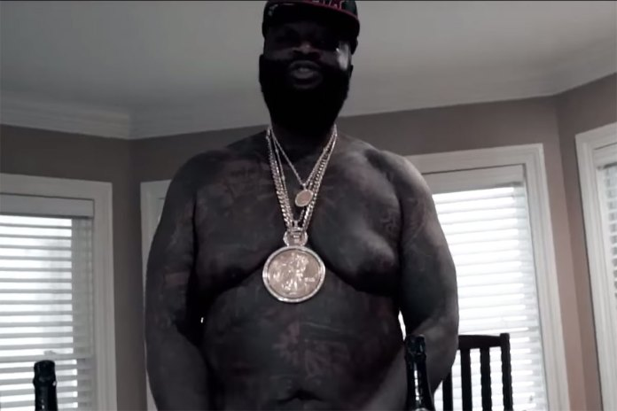 Rick Ross featuring Whole Slab - Heavyweight