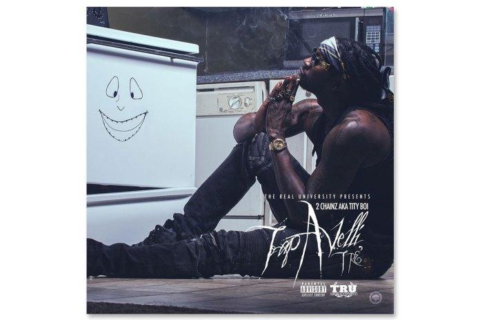 Stream and Download 2 Chainz' ' Trap-A-Velli Tre' Mixtape