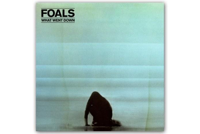 Stream Foals' New Album 'What Went Down'