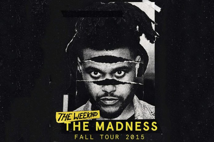 The Weeknd Announces 'The Madness' Tour With Travi$ Scott & Banks