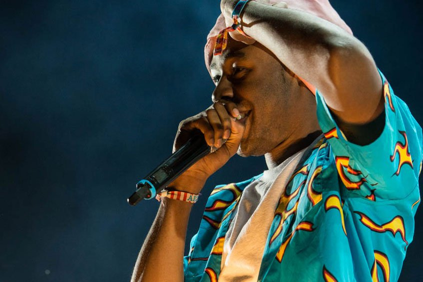 "Tyler, The Creator Banned From UK for ""3-5 Years"""
