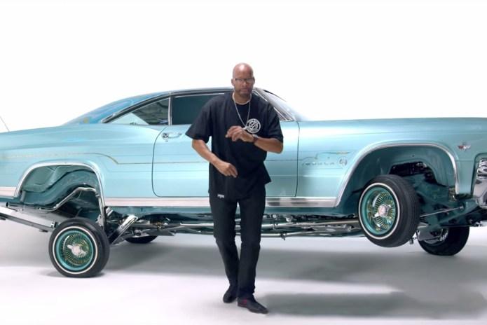 Warren G featuring Nate Dogg - My House