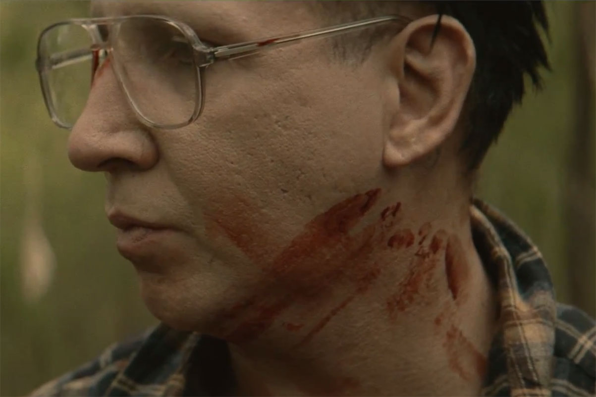Watch Marilyn Manson as a Hitman in Trailer for 'Let Me Make You a Martyr'