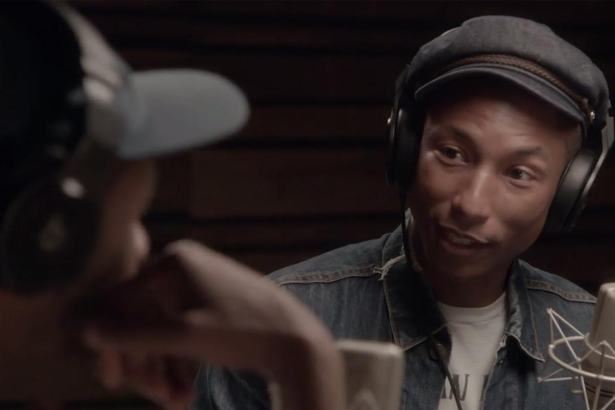 Watch Pharrell Tell Tyler, The Creator About Meeting Michael Jackson