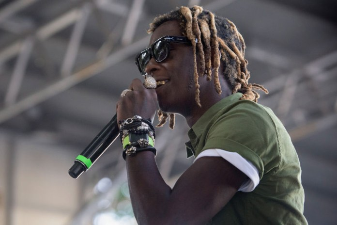 Young Thug Pushes Back Debut Album 'Hy!£UN35'
