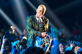 15-Year Old Boy Arrested After Posting Eminem Lyrics