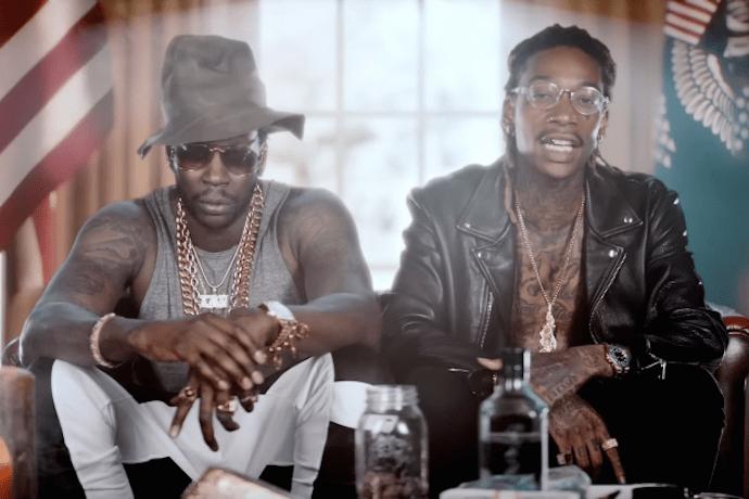 2 Chainz featuring Wiz Khalifa - A Milli Billi Trilli