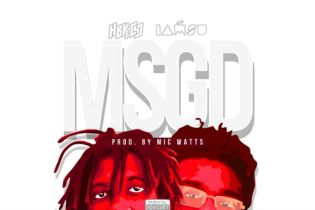 "HBK's CJ and IamSu! Release New Single, ""MSGD"""