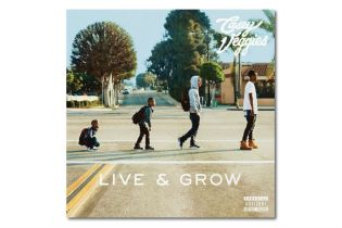 Casey Veggies - Live & Grow (Album Stream)
