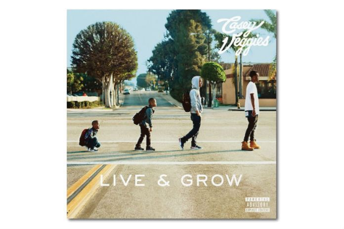 Casey Veggies - Live & Grow (Album Stream)