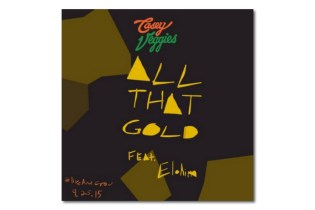 Casey Veggies featuring Elohim - All That Gold
