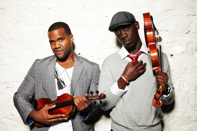 """Listen to This Brilliant Violin Cover of Kanye West's """"All Day"""""""