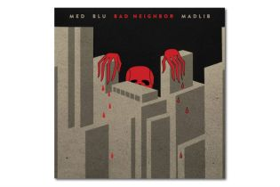 MED, Blu & Madlib featuring MF DOOM - Knock Knock