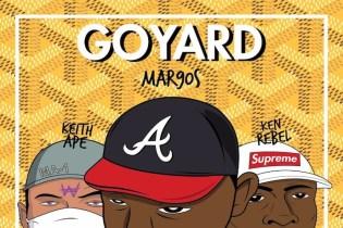 PREMIERE: Mar90s featuring Keith Ape & Ken Rebel - Goyard