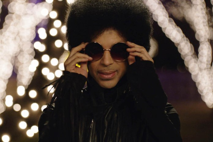 Prince Gives Props to Kanye West, Jill Scott and Kendrick Lamar