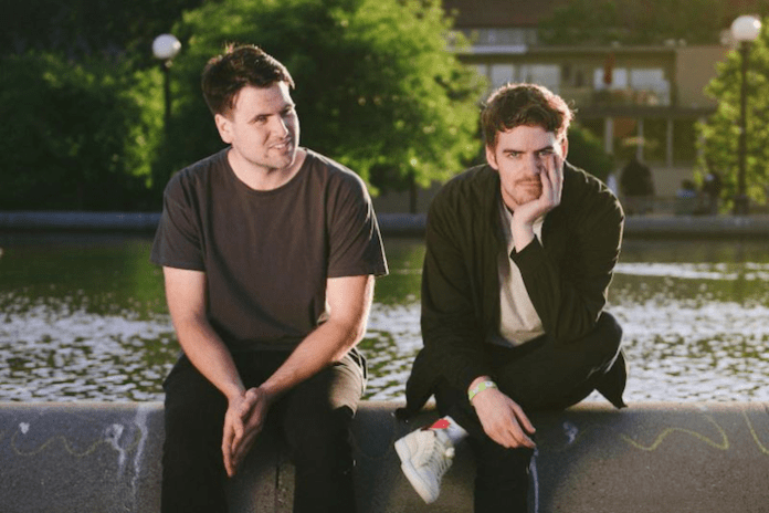 """Ryan Hemsworth & Lucas Announce New EP and Release Single, """"Angel"""""""