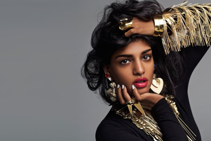 M.I.A. and Skrillex Are Working Together