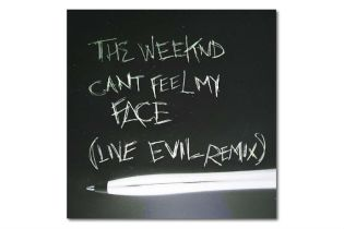 The Weeknd - Can't Feel My Face (Live Evil Remix)