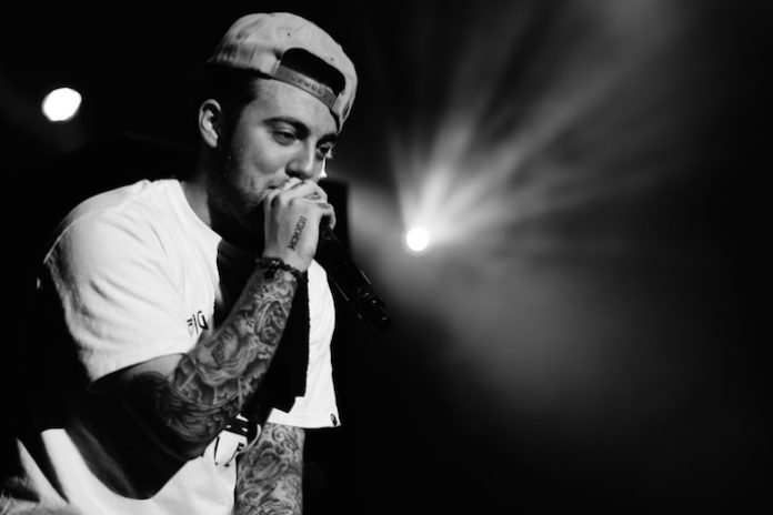 Watch Mac Miller Freestyle Over Biggie and Kanye Beats