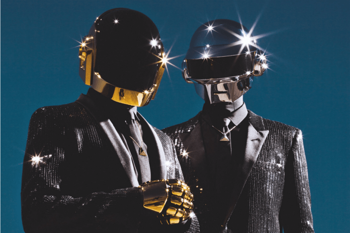 Watch the Trailer for 'Daft Punk Unchained'